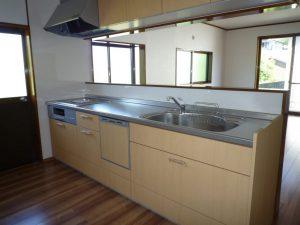 福島中古住宅キッチン