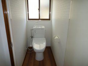 福島中古住宅トイレ